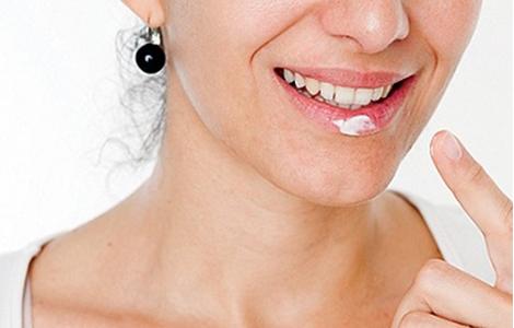 Лечение герпеса на губах — народные средства